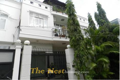 House LANG BAO CHI  for rent in dist 2