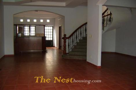 Nice house for rent in Thao Dien, 4 bedrooms