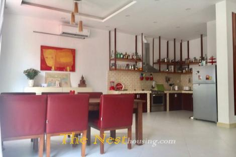 Charming house  for rent in Thao Dien, 2 bedrooms, good location, 1500 USD