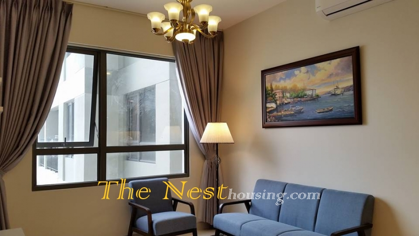 Modern apartment 1 bedroom for rent in masteri thao dien Modern 1 bedroom apartments