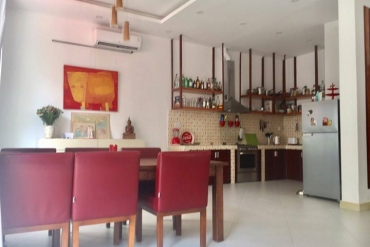 Charming house  for rent in Thao Dien, 3 bedrooms, good location, 1500 USD