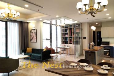 Luxury Penthouse for rent in Vinhomes Golden River