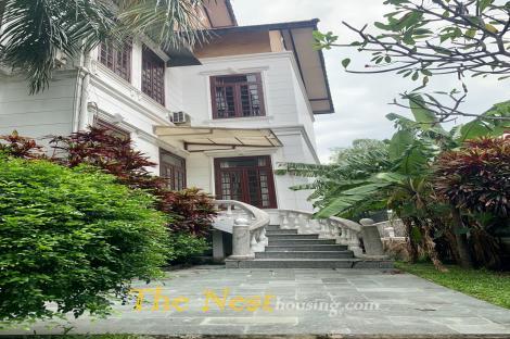villa for rent in compound, Thao Dien , District 2