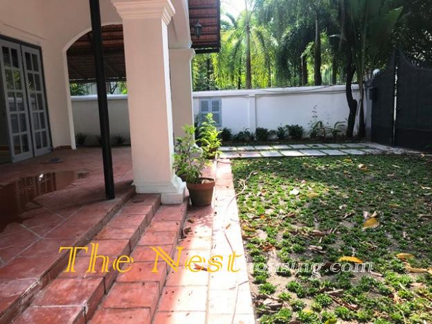 Nice Bungalow in compound Thao Dien, District 2, good location