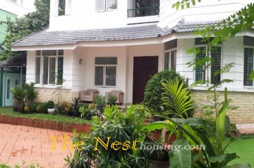 Villa with garden for rent in district 2, Ho Chi Minh City