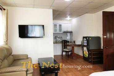Service apartment for rent in the city center
