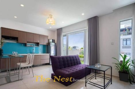 Nice penthouse for rent in Thao Dien