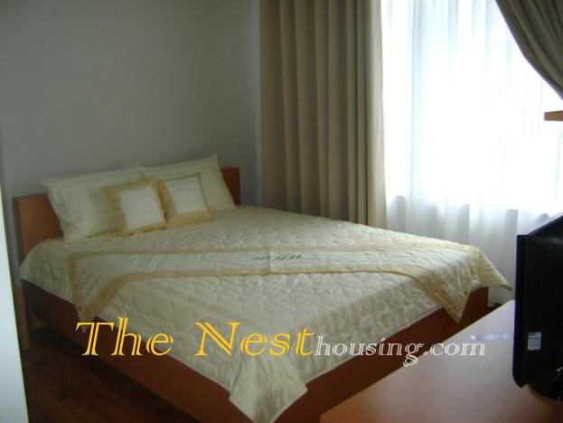 MYN SERVICE APARTMENT with 2 Bedrooms in Thao Dien, District 2