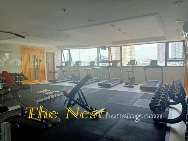 ​​​​​​​Service apartment for rent in Thao Dien