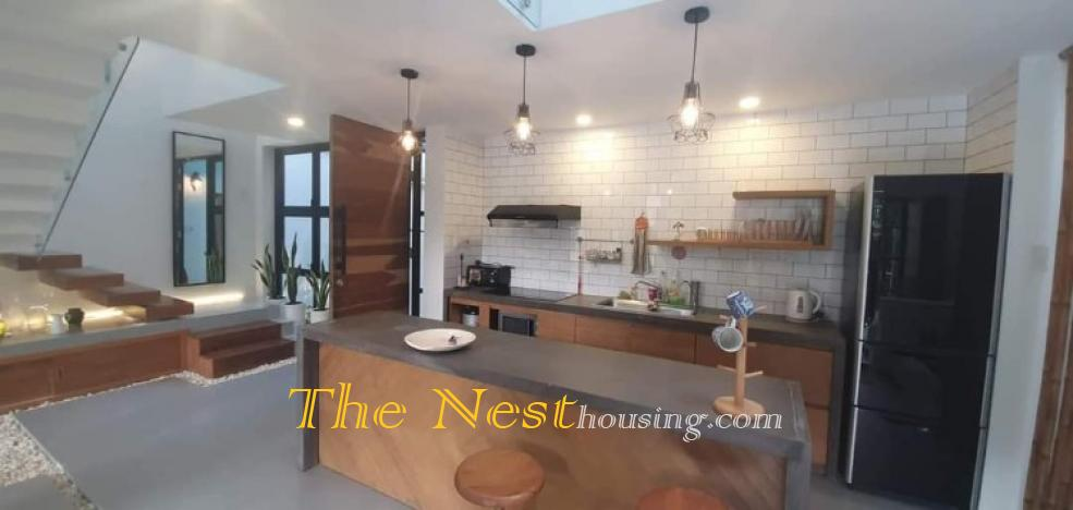 ​​​​​​​Modern house for rent in Thao Dien