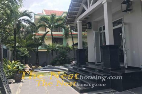 Biệt thự sân vườn khu FIDECO Thảo Điền Quận 2, TPHCM. Bán 67 tỉ