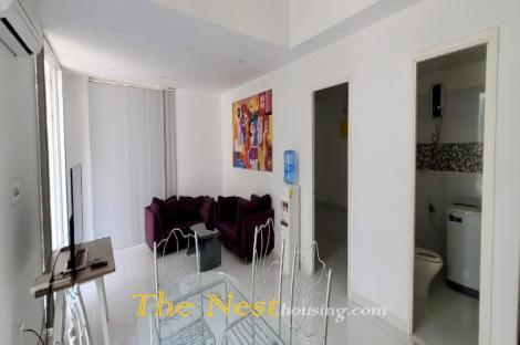 Nice villa 3 bedrooms in compound Tran Nao for rent