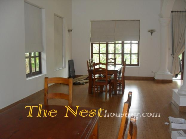 villa for rent in compound riverview 2