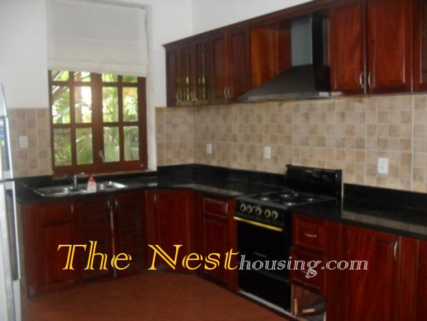 villa for rent in compound riverview 21