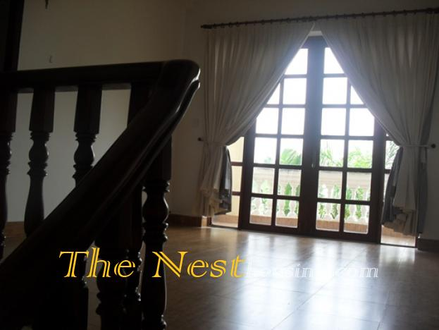 villa for rent in compound riverview 4