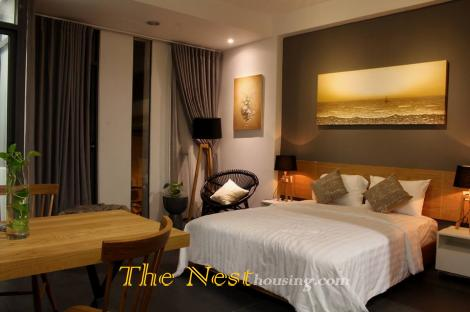 Sen Apartment - Nice studio room for rent in Thao Dien, District 2