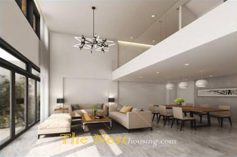 Modern house for rent in Thao Dien - 3 bedrooms