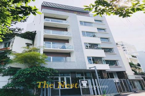 Brand-new Service apartment in Binh Thanh District
