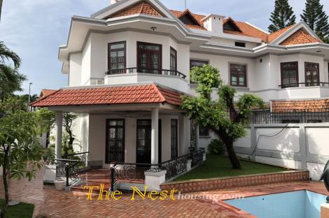 House for rent in District 2, 3 beds - private swimming pool