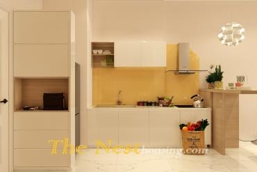 Serviecd apartment in Tan Binh, has swimming pool, 750 USD