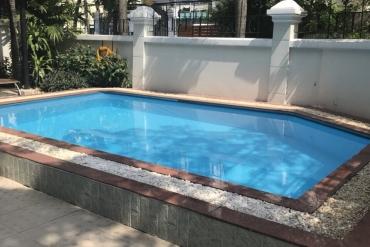 Villa for rent in Thao Dien,  4 bedrooms, 2900 USD