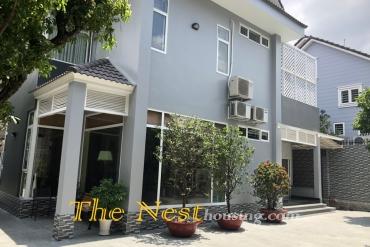 Villa for rent in Fideco Thao Dien