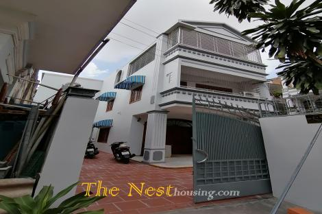 Villa for rent in Phu Nhuan District