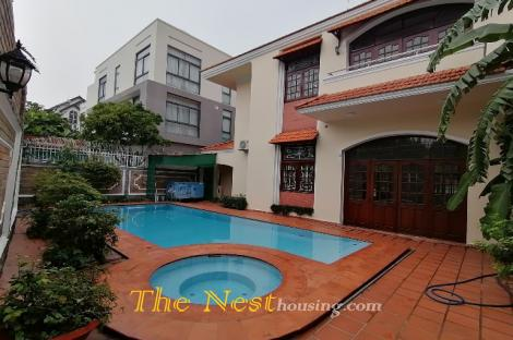 House for rent district 2, Binh An ward