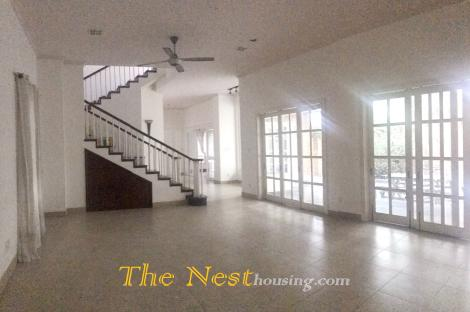 House for rent dist 2, Thao Dien, HCMC