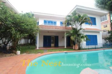 Charming villa for rent in Thao Dien district 2 HCMC