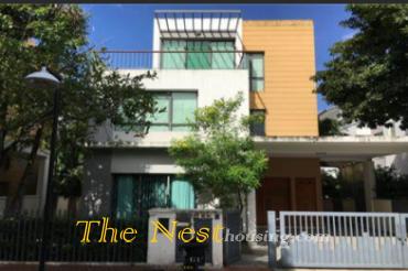 Villa for rent in Riviera compound