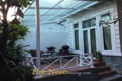 Villa for rent in compound - 2 bedrooms