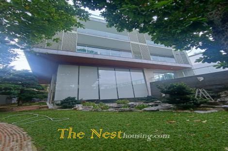 Modern villa for rent in Thao Dien