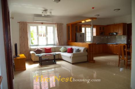 Service apartment for rent in Thao Dien - Good location