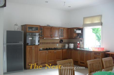 Nice HOUSE for rent close to British school Thao Dien