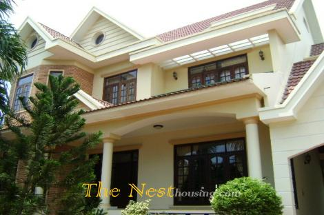 House for rent near by An Phu market