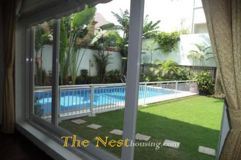 Villa in compound Thao Dien Ward, HCM