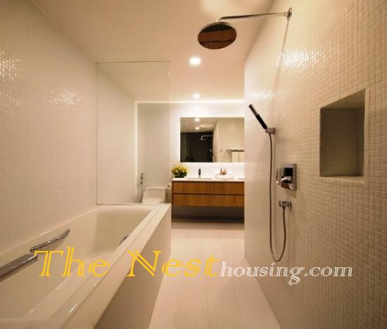 Morden house for rent in HCM city 1