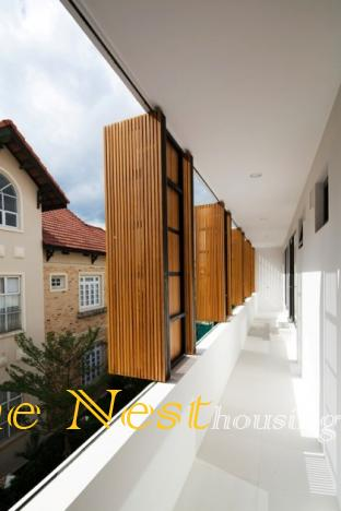 Morden house for rent in HCM city 10