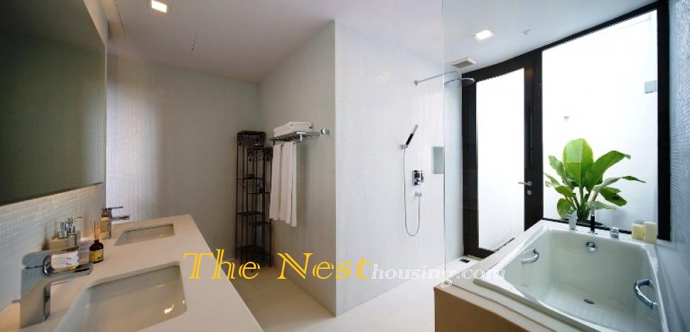 Morden house for rent in HCM city 17