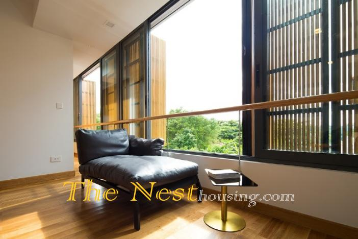 Morden house for rent in HCM city 2