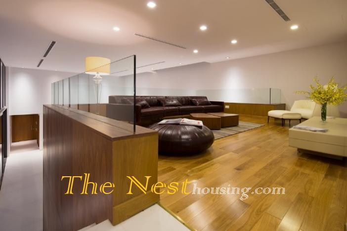 Morden house for rent in HCM city 3
