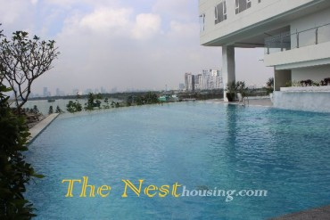 Luxury apartment for rent in District 2