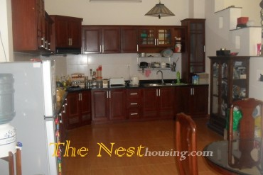 House for rent district 2 HCMC, 4 bedrooms, price 1100 USD