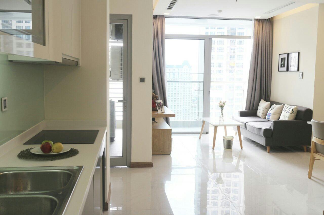 Vinhomes central park 2 bedrooms apartment for rent - Two bedroom apartments for rent ...