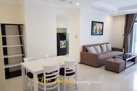 Service apartment for rent in Vinhomes Central Park