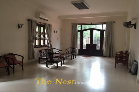 Charming villa for rent in Thao Dien, 4 bedrooms, fully furnished, 2500 USD