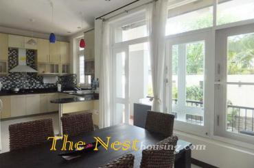 House for rent in compound Thao Dien has 3 bedrooms, HCMC