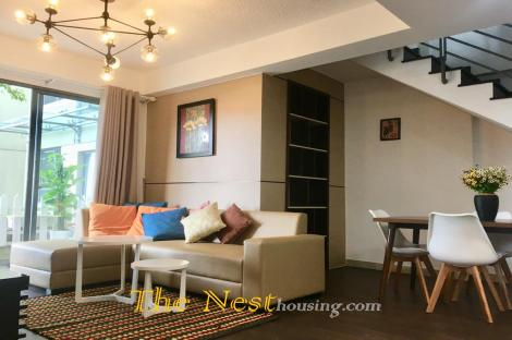 Duplex in Masteri An Phu for rent.