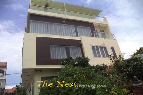 House for rent dist 2, 3 bedrooms with terrace